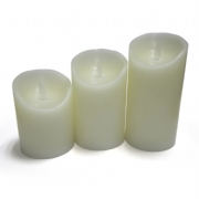 LED candle light 3-pack
